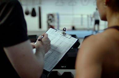 Personal Training in Wien bei FIVE Fitness Boxen Krav Maga