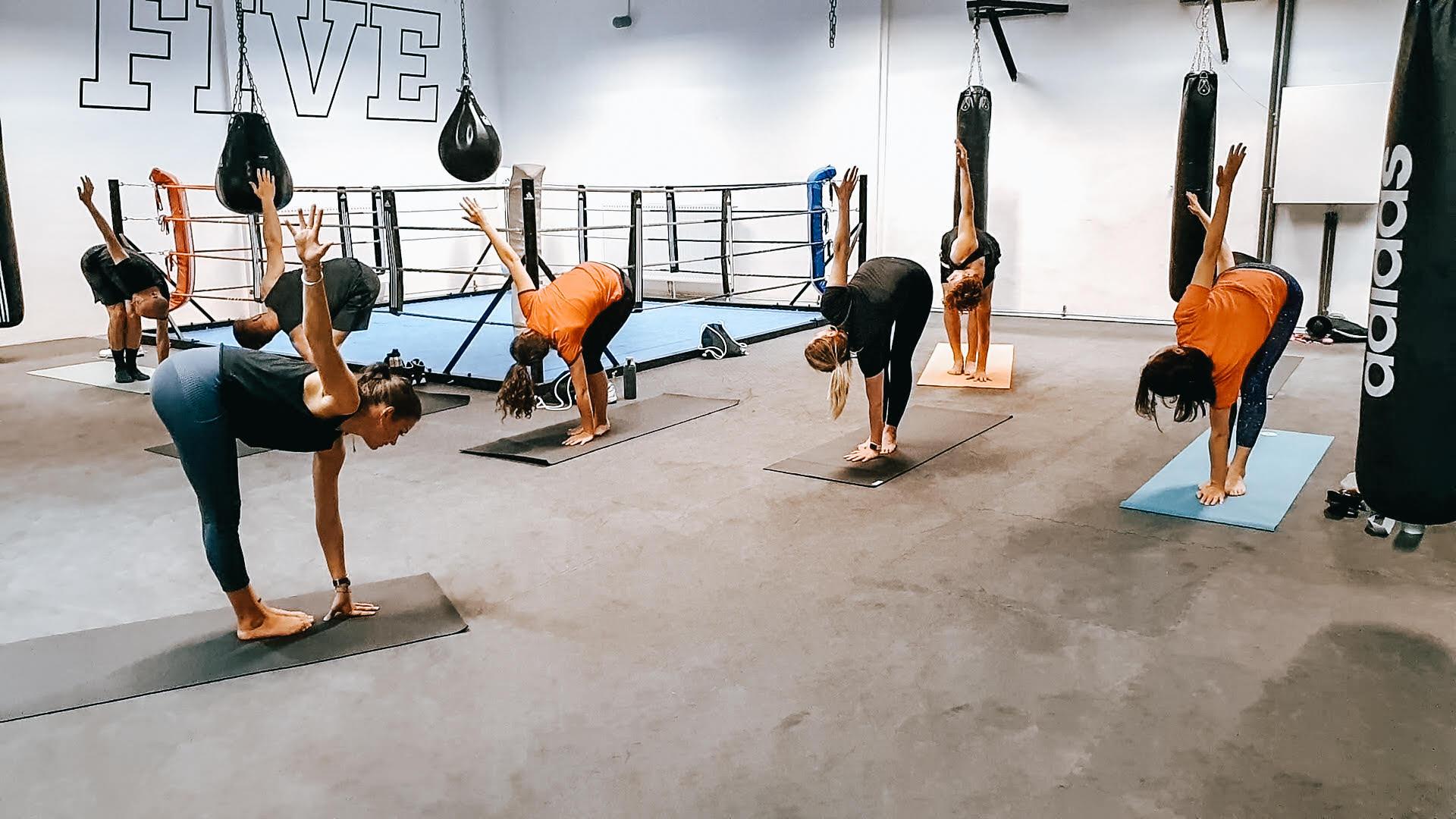yoga und functional training